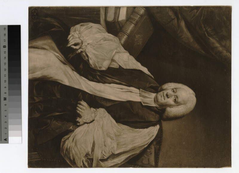 Portrait of Archbishop Cornwallis