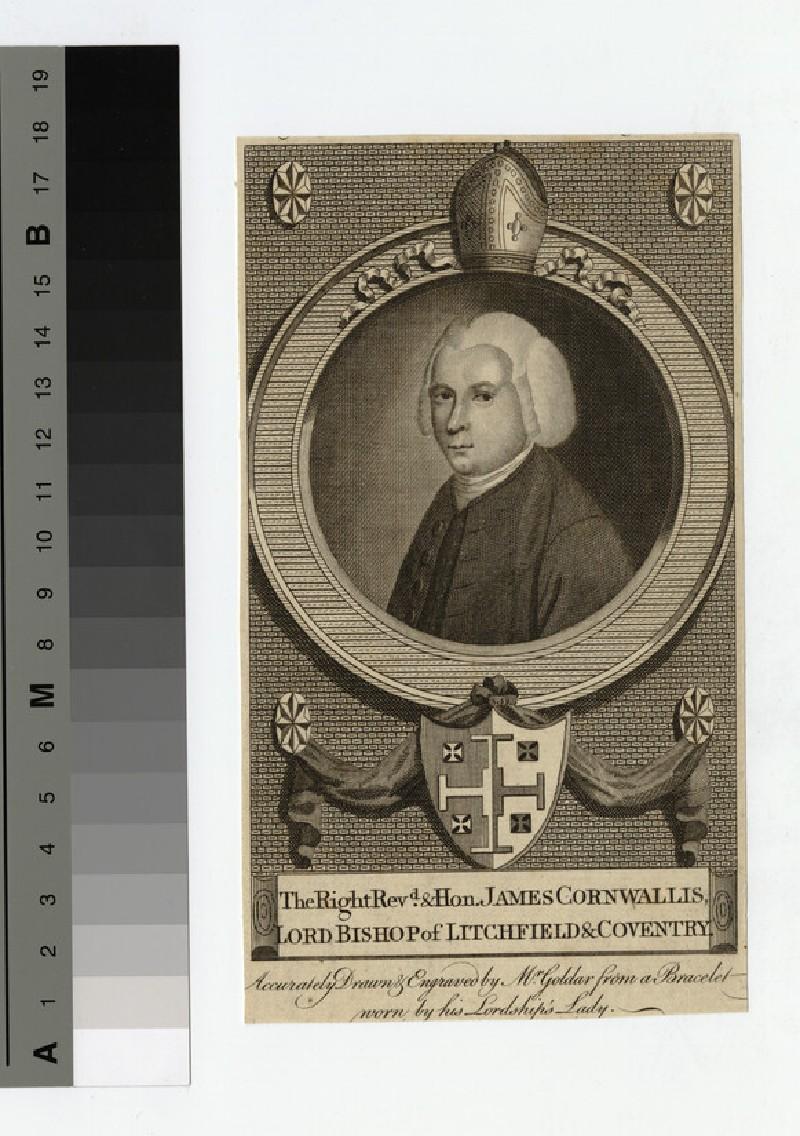 Cornwallis, Bishop (WAHP19554.1)