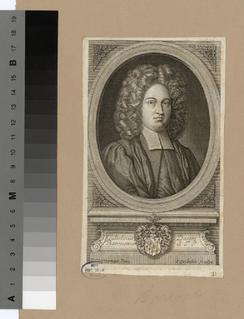 Portrait of Archbishop Dawes (WAHP19671)