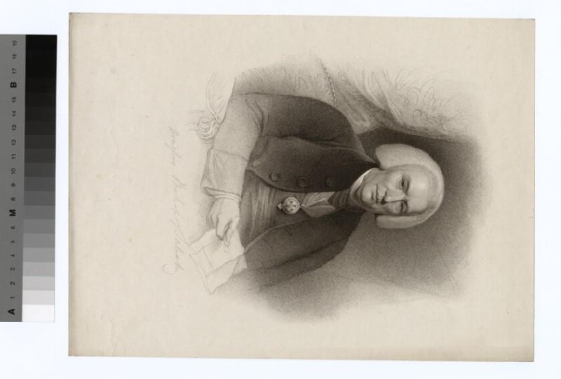 Portrait of Bishop Douglas