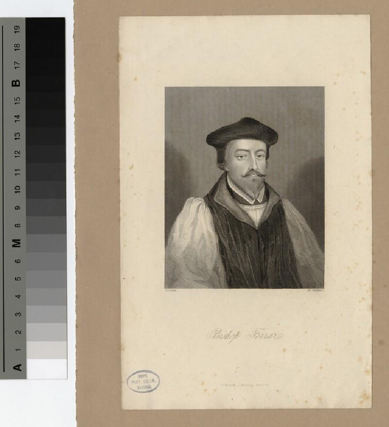 Portrait of Ferrar