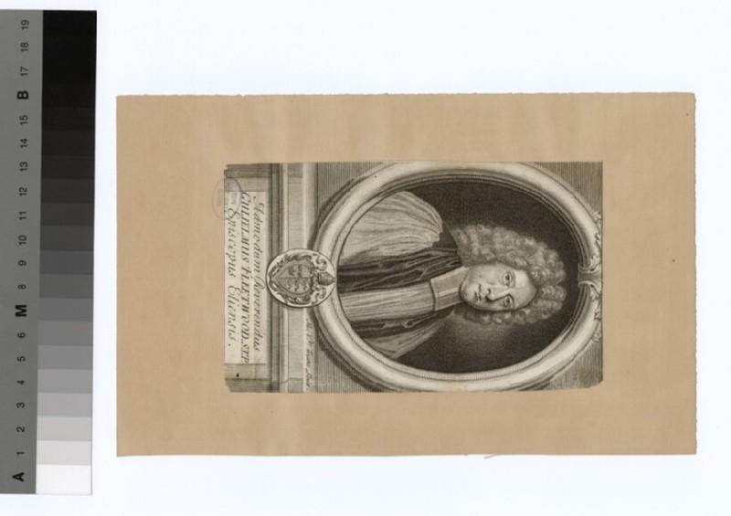 Portrait of Bishop Fleetwood
