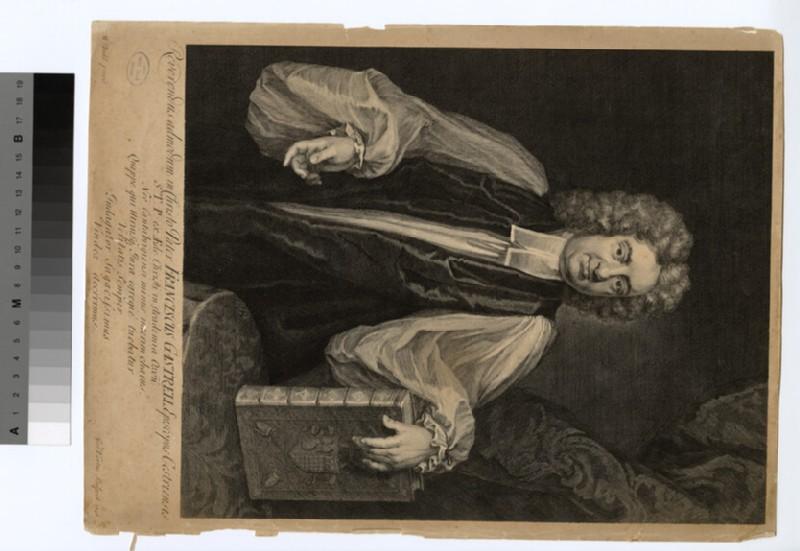 Portrait of Bishop Gastrell