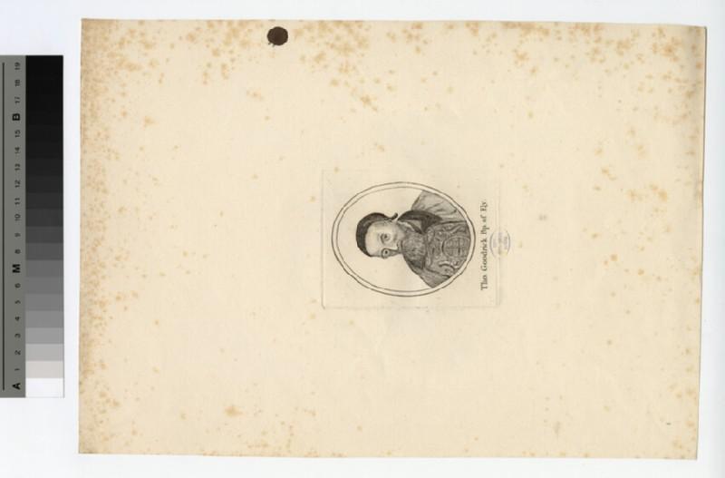 Portrait of Bishop Goodrick (WAHP19787)