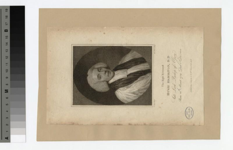 Portrait of Bishop H. Hamilton