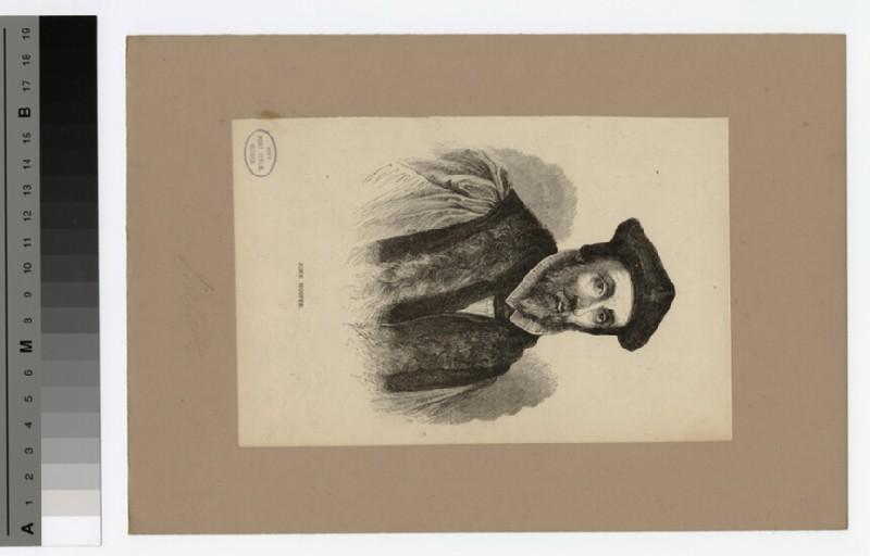 Portrait of Bishop J. Hooper (WAHP19946)