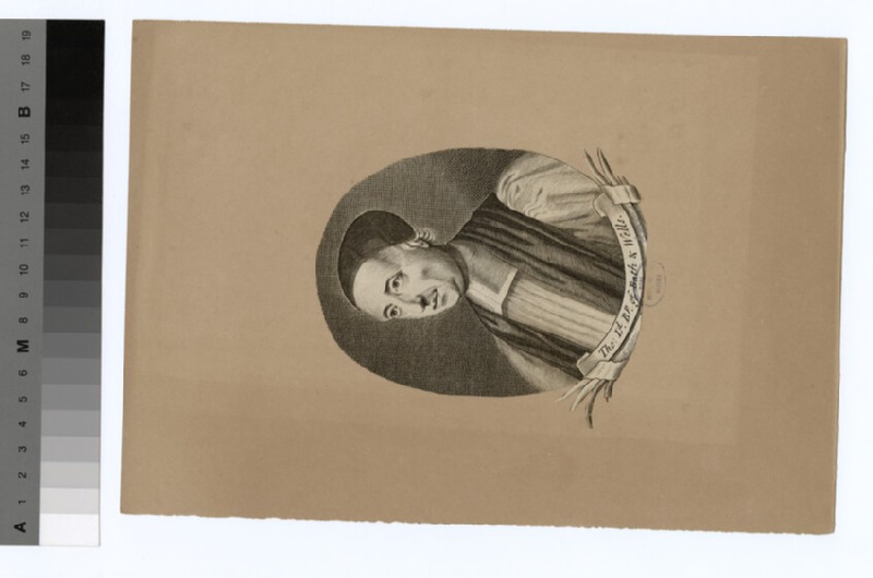 Portrait of Bishop T. Ken
