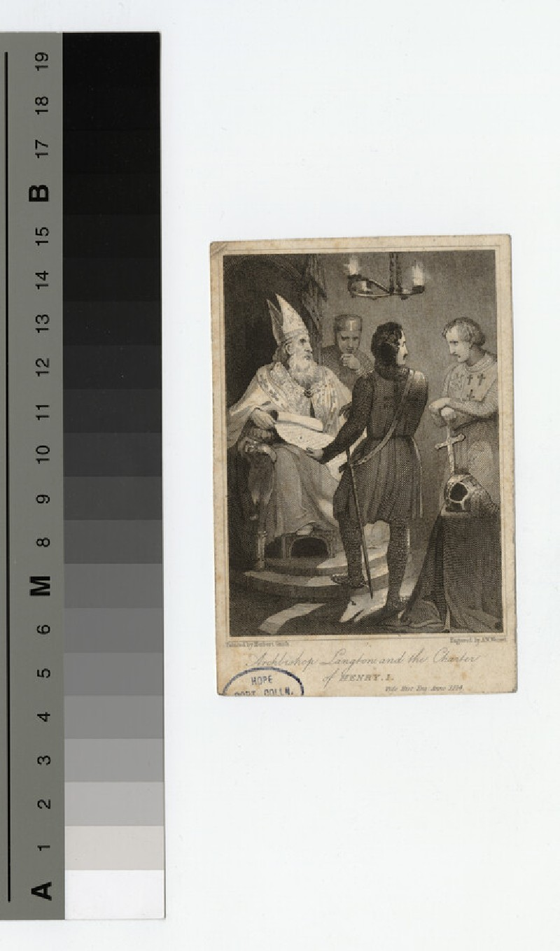 Archbishop Langton and the Charter