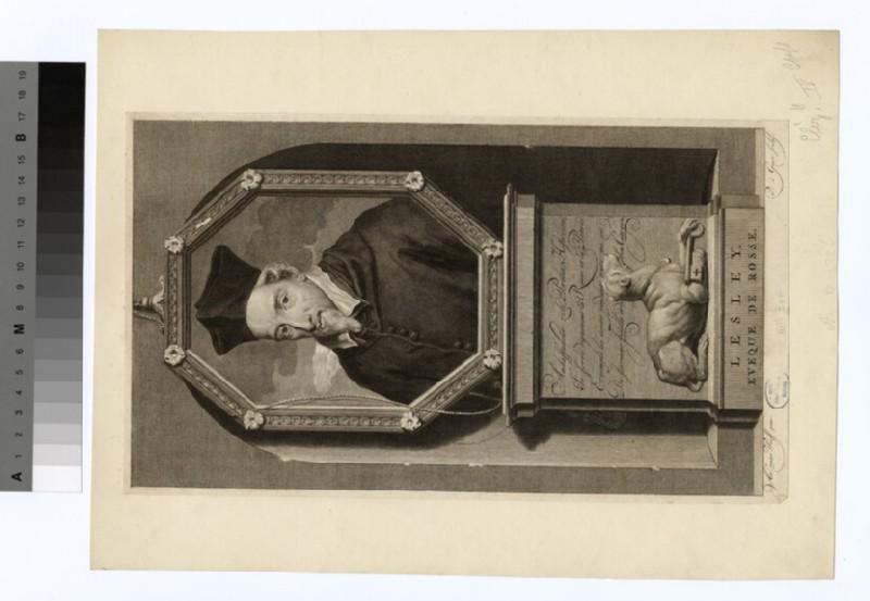 Portrait of Bishop Lesley