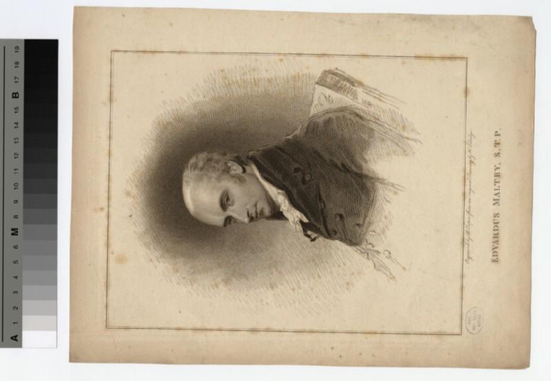 Portrait of Bishop Maltby