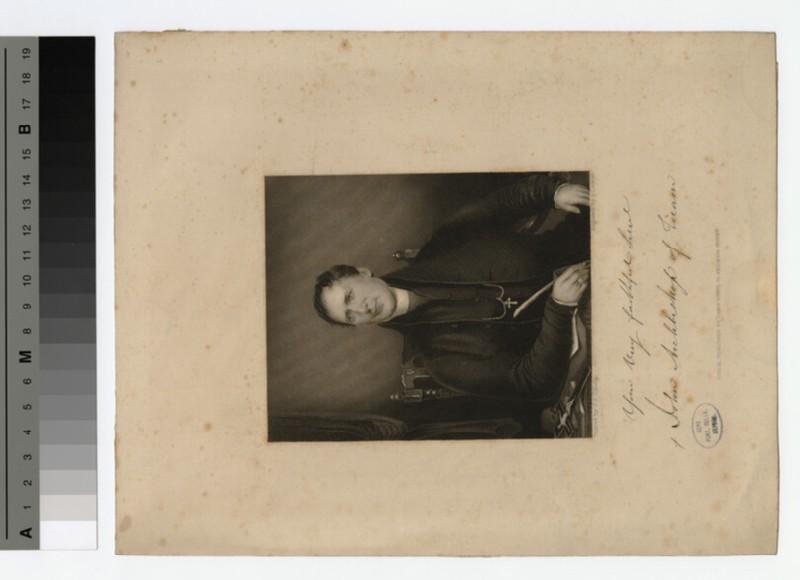 Portrait of Archbishop J. MacHale