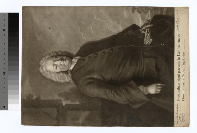 Portrait of Bishop E. Maurice