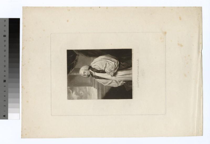 Portrait of Archbishop Markham