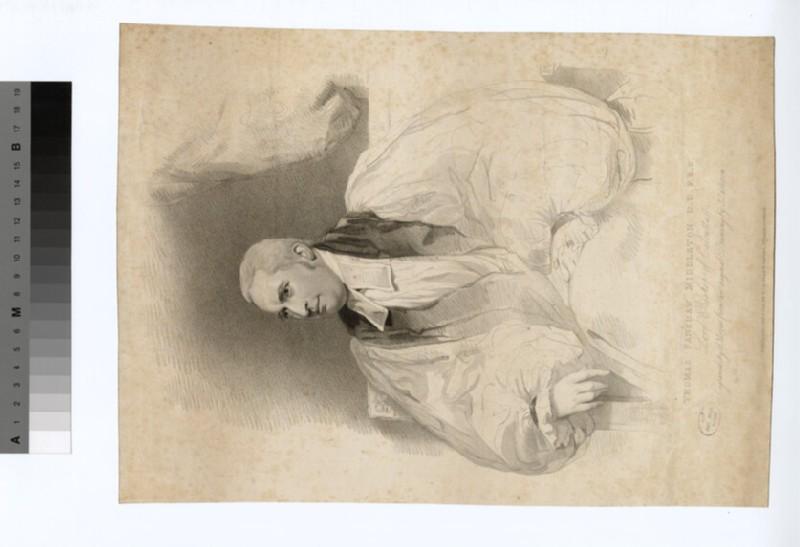 Portrait of Bishop T. F. Middleton