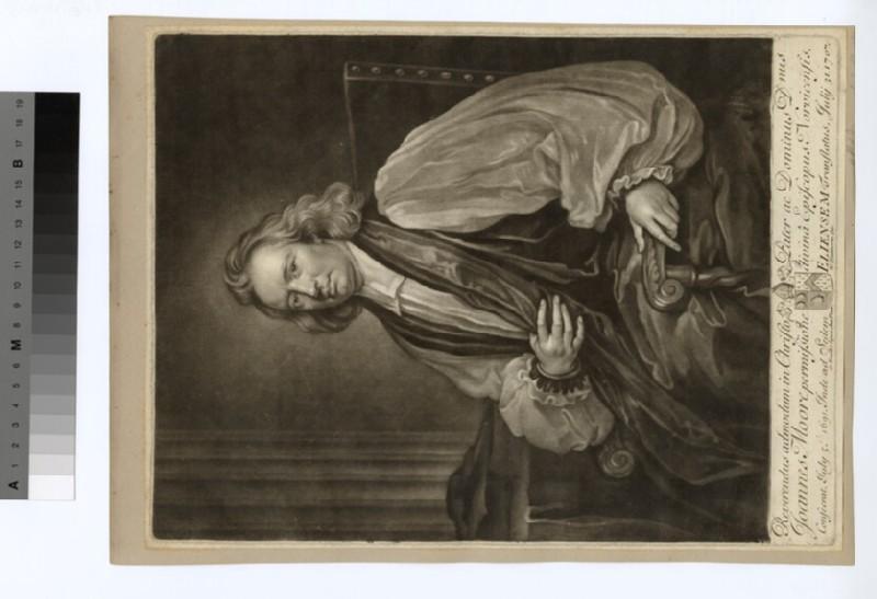 Portrait of Bishop Moore (WAHP20236)