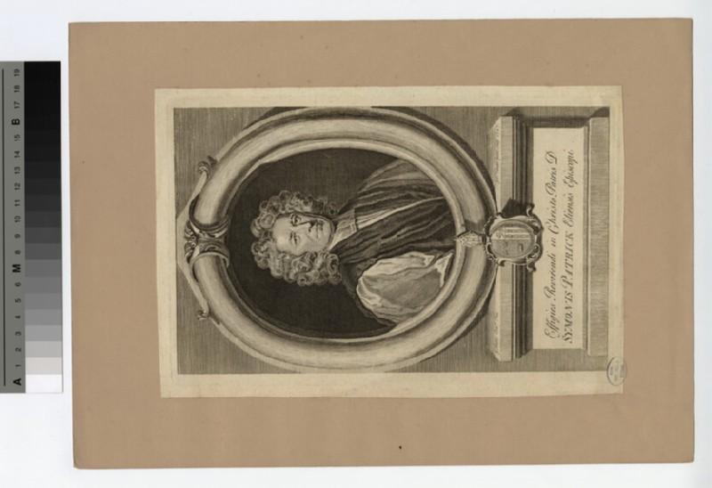 Portrait of Bishop S. Patrick (WAHP20300)