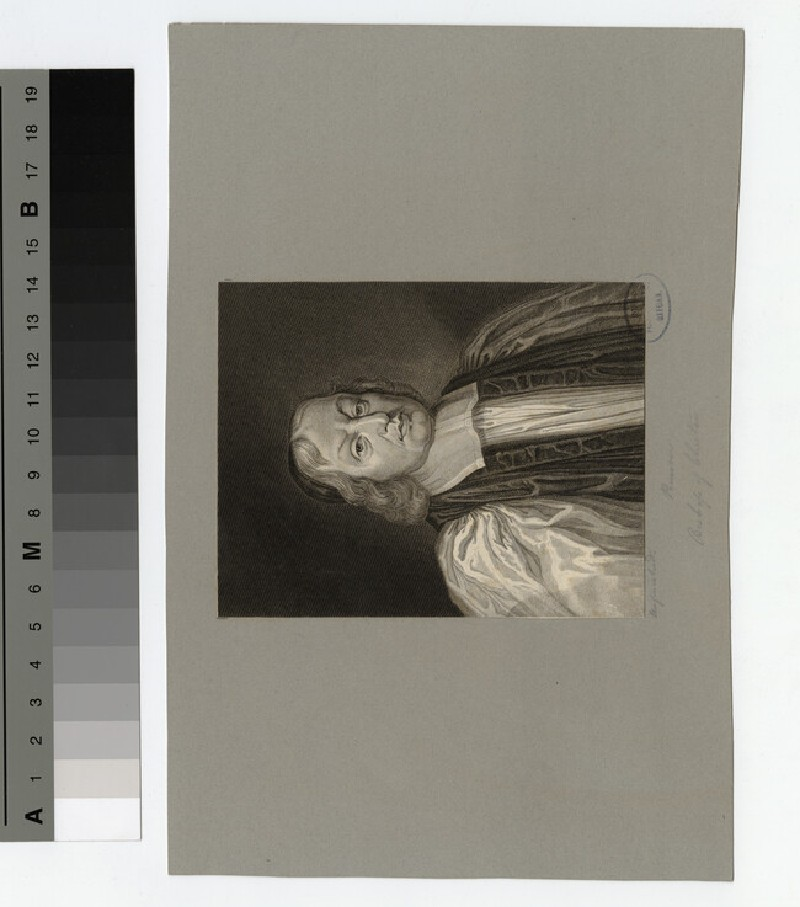 Portrait of Bishop Pearson
