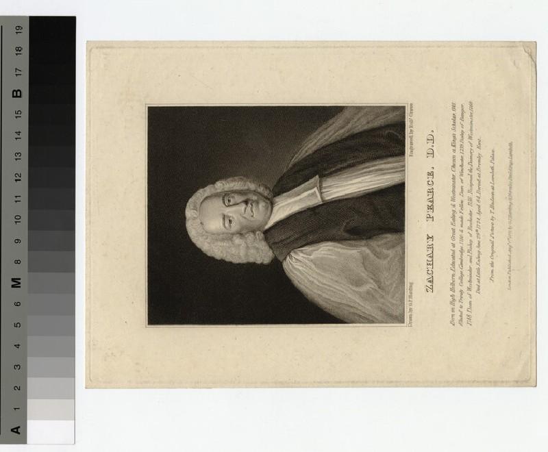 Portrait of Bishop Z. Pearce (WAHP20351)