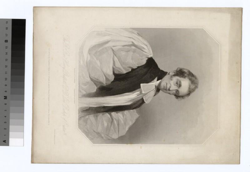 Portrait of Henry Phillpotts (WAHP20370.3)