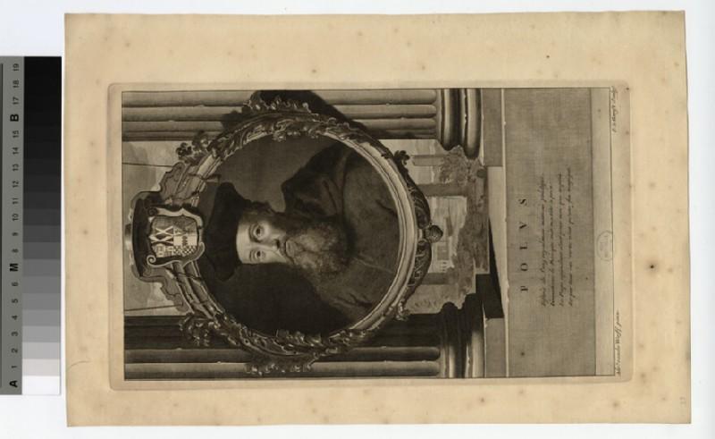 Portrait of R. Pole (WAHP20392)