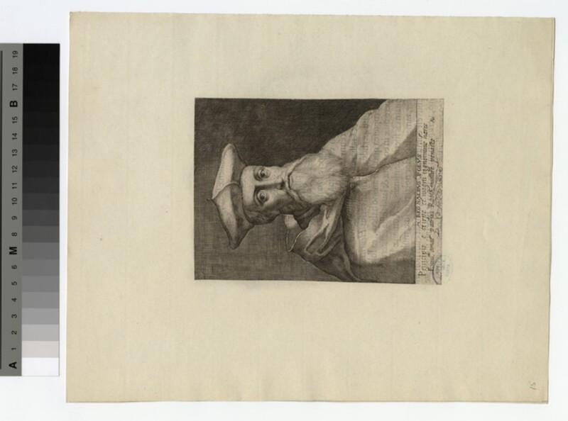 Portrait of R. Pole (WAHP20399)