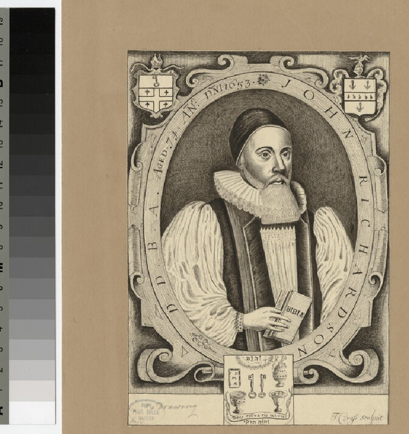 Portrait of Bishop J. Richardson