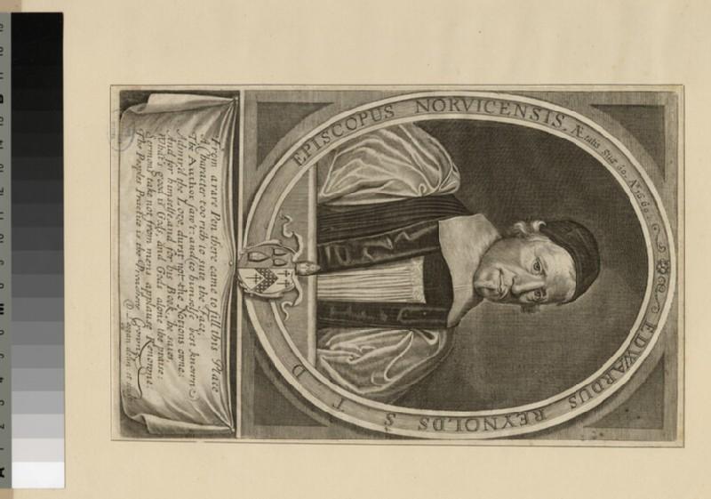 Portrait of Bishop E. Reynolds