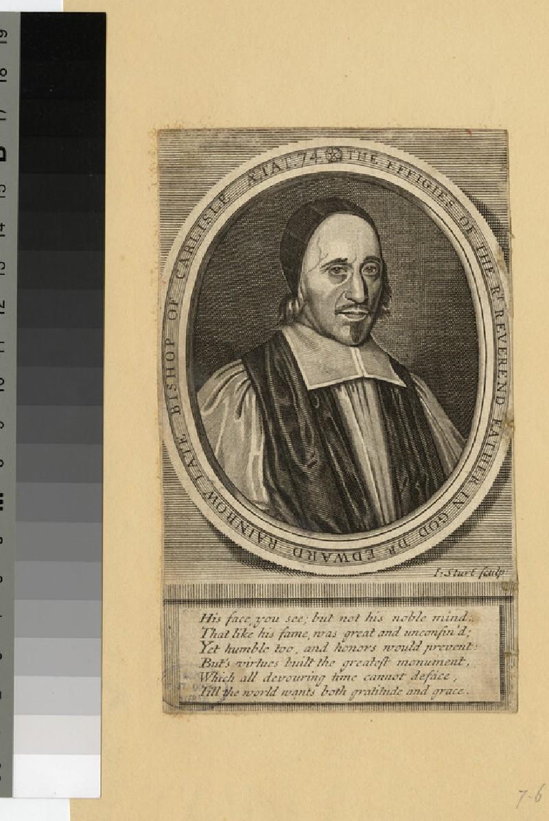 Portrait of Bishop E. Reynolds (WAHP20453)