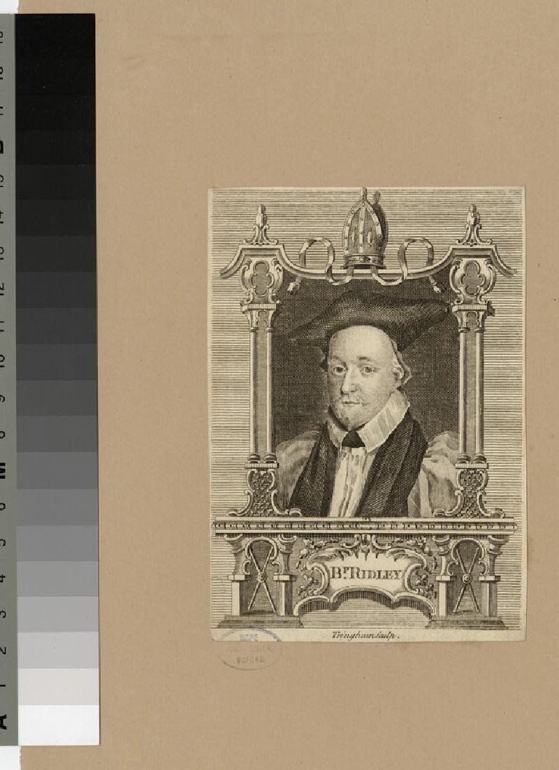 Portrait of Bishop Ridley