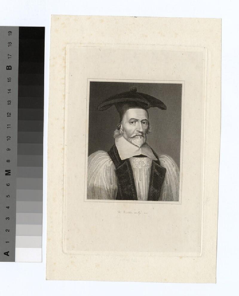Portrait of Bishop R. Sanderson