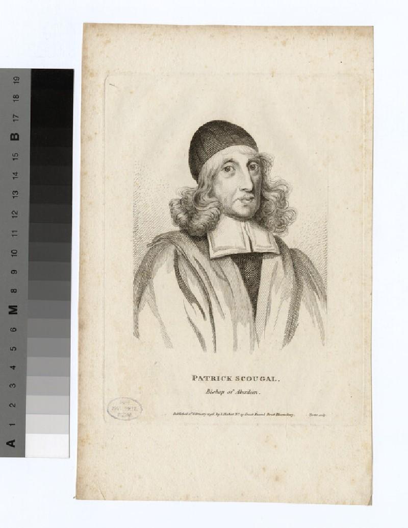 Portrait of Bishop Scougal
