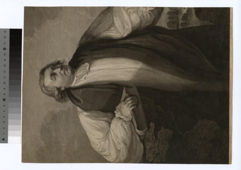Portrait of Bishop S. Seabury