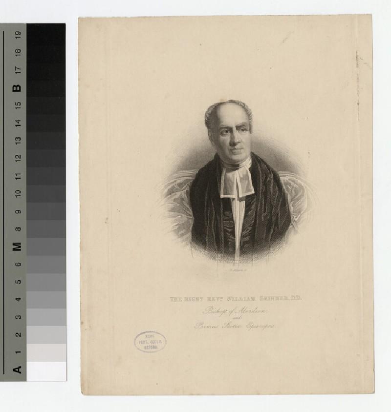 Portrait of Bishop Skinner (WAHP20541)