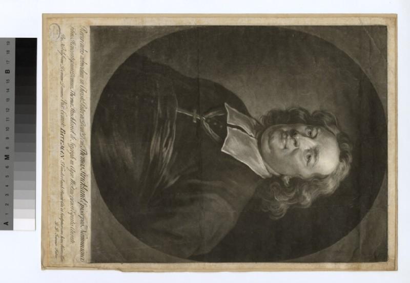 Portrait of Bishop T. Strickland