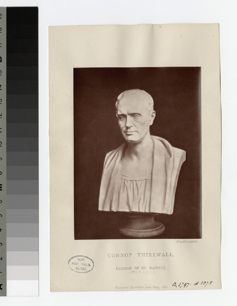 Portrait of Bishop Thirlwall