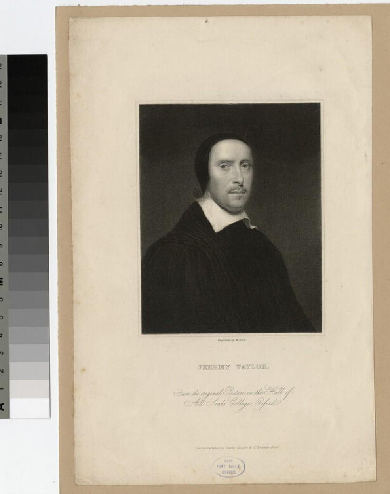 Portrait of Bishop J. Taylor (WAHP20658)