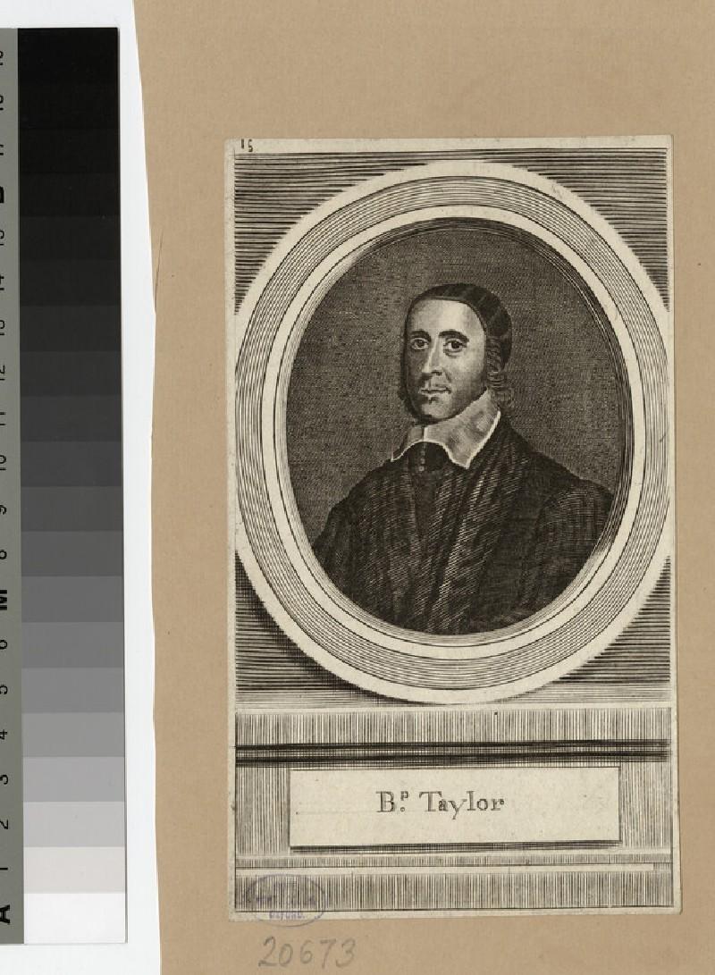 Portrait of Bishop J. Taylor (WAHP20673)