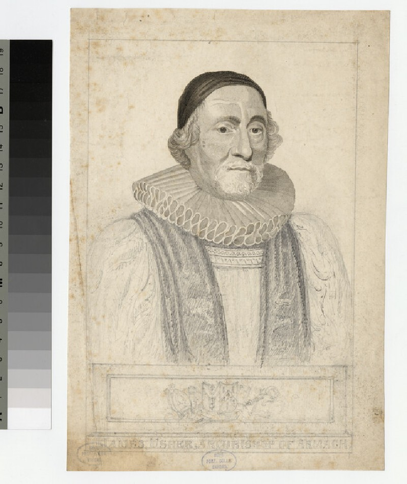 Portrait of Archbishop Ussher