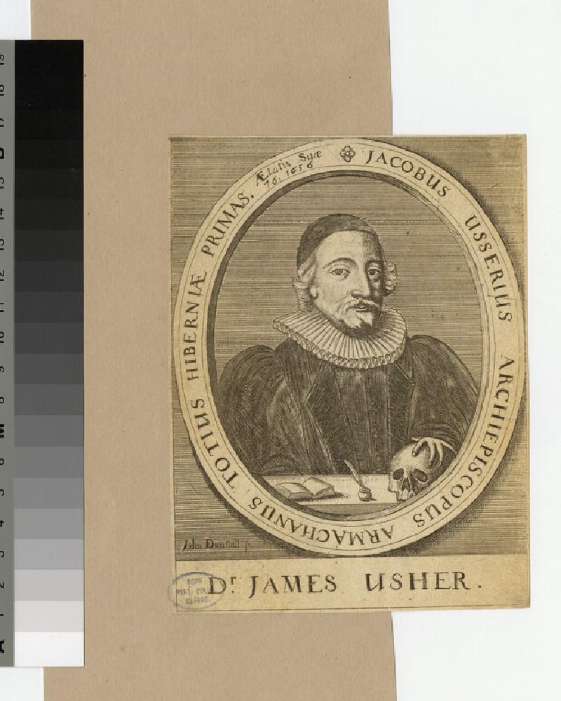 Portrait of Bishop Ussher