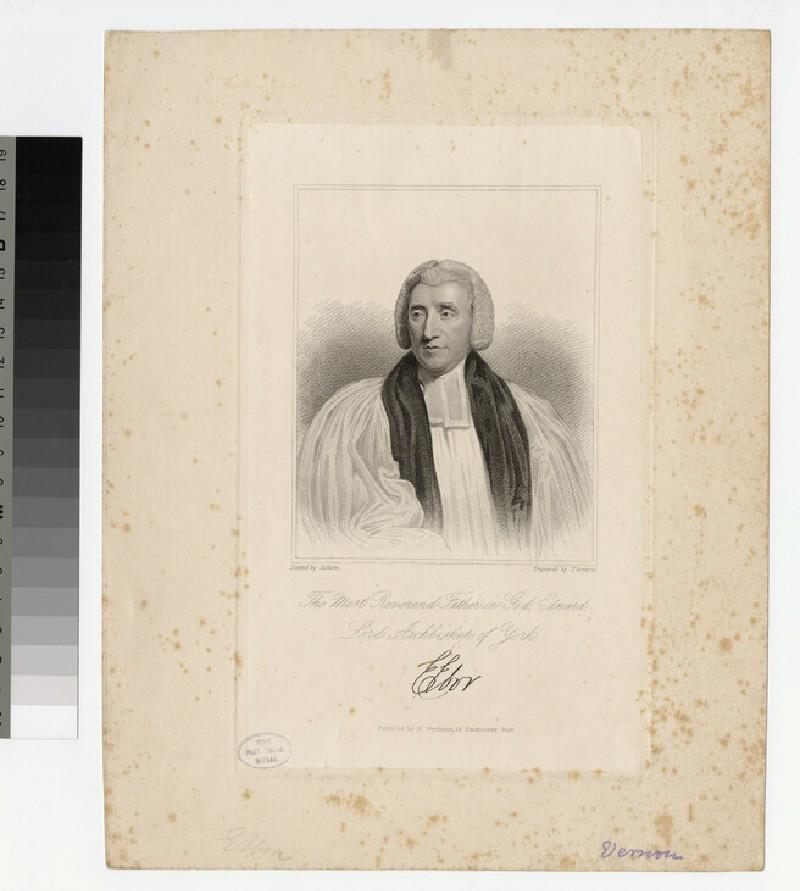 Vernon Harcourt, Abp