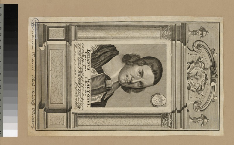 Portrait of Bishop B. Walton (WAHP20803)
