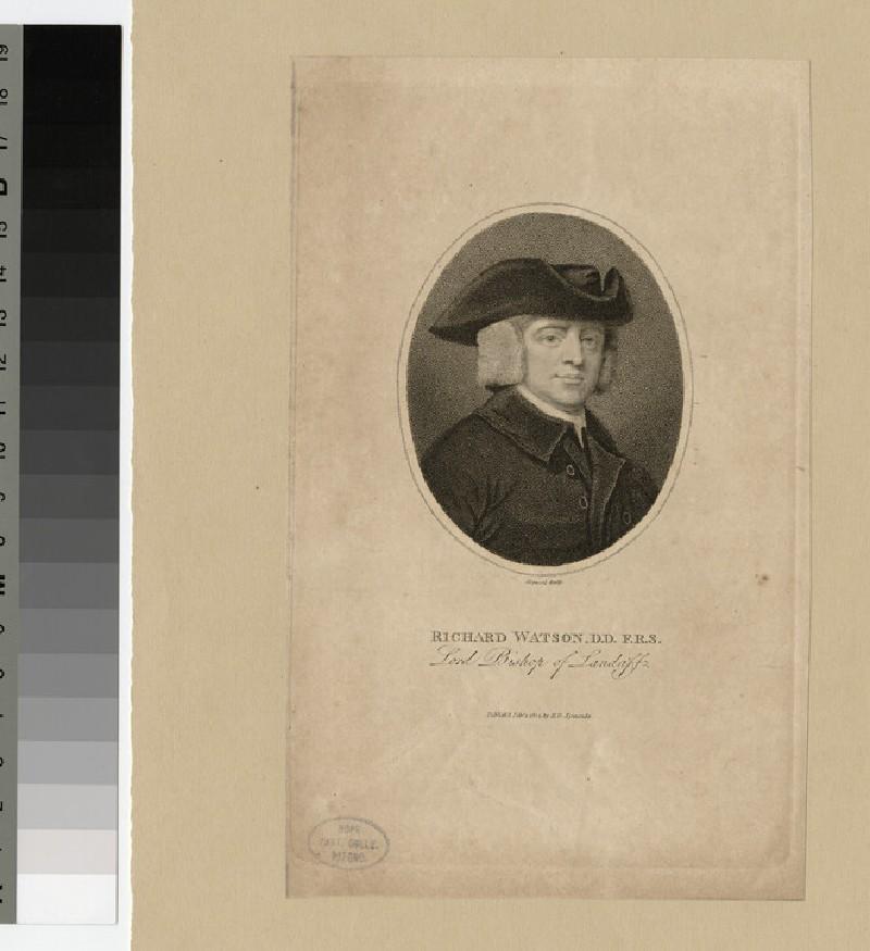 Portrait of Bishop R. Watson