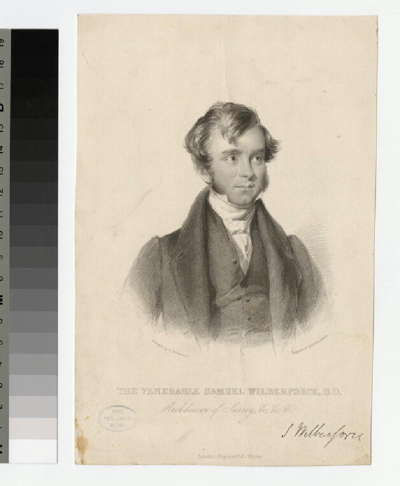 Wilberforce, Samuel (WAHP20910.2)