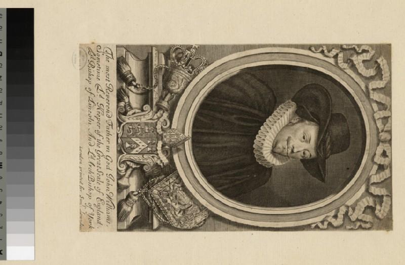 Portrait of R. Williams