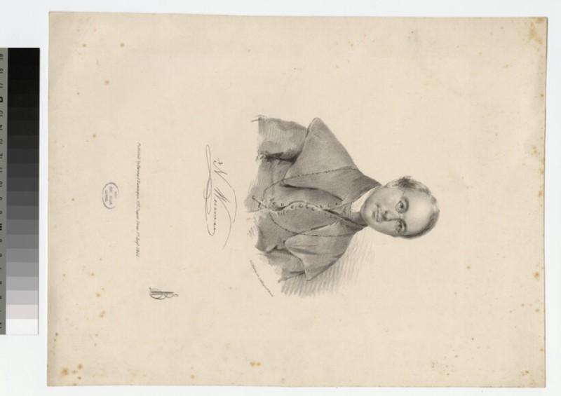 Portrait of Archbishop Wiseman (WAHP20944)