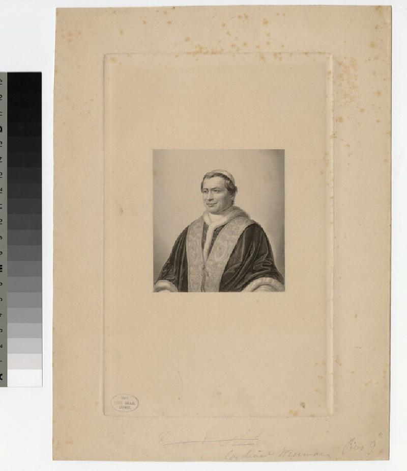 Portrait of Pius IX