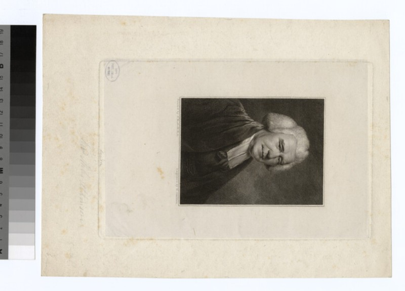 Portrait of Rev. Miles Atkinson