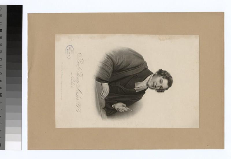 Portrait of T. Archer