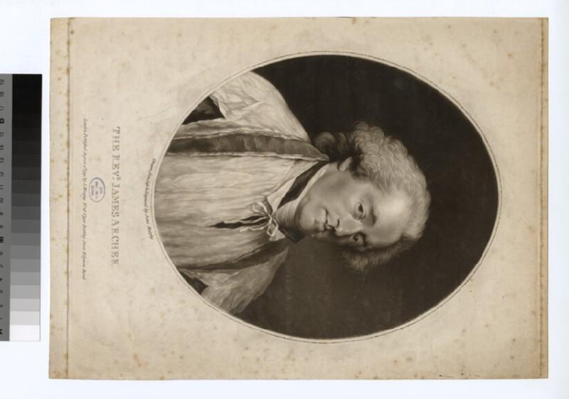 Portrait of J. Archer