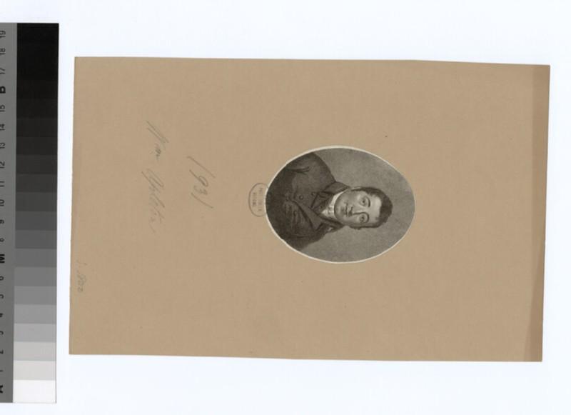 Portrait of Mr Apleton (WAHP21192)